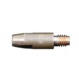 Průvlak-0,8/M6/8  zesílený 28mm 140.0051