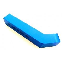 Soustružnický nůž z rychlořezné oceli ubírací ohnutý, 223520, 25x25x140 mm