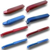 Soustružnické nože s pájenou destičkou z SK