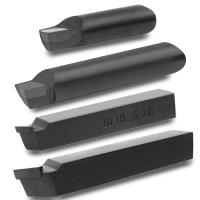 Soustružnické nože s pájenou destičkou z SK, revolverové.