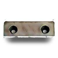 Hladká vložka čelistí strojních svěráků, 243165