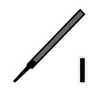 Pilník precizní-PPE